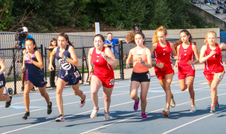 Group running track