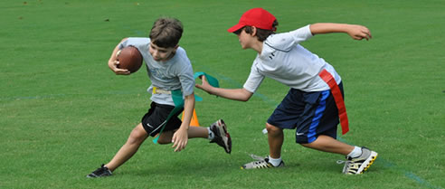 Youth Adult Flag Football Leagues Mjcca Open To All