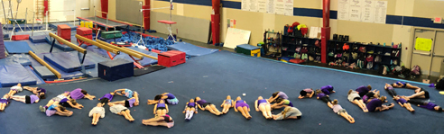 Gymnastics Teams Amp Classes Mjcca Open To All